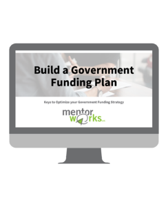 Build a Government Funding Plan
