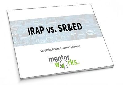 IRAP vs SRED SD