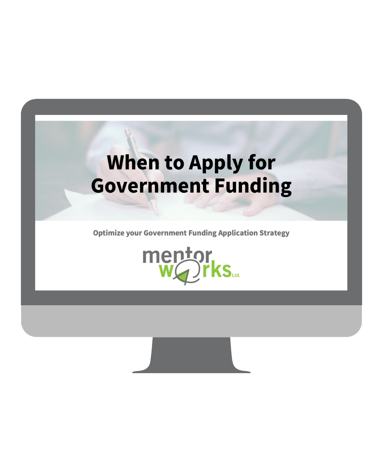 When to Apply for Government Funding
