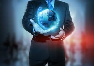 bigstock-Global-Communication--A-busin-23070668