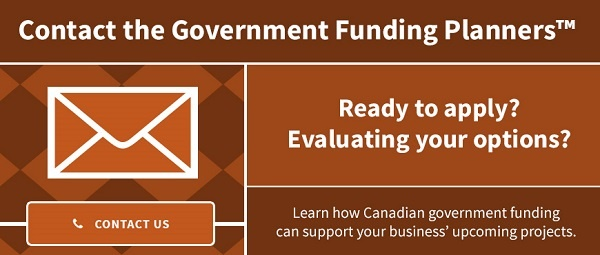 Canadian Government Funding Small Business Grants Mentor Works