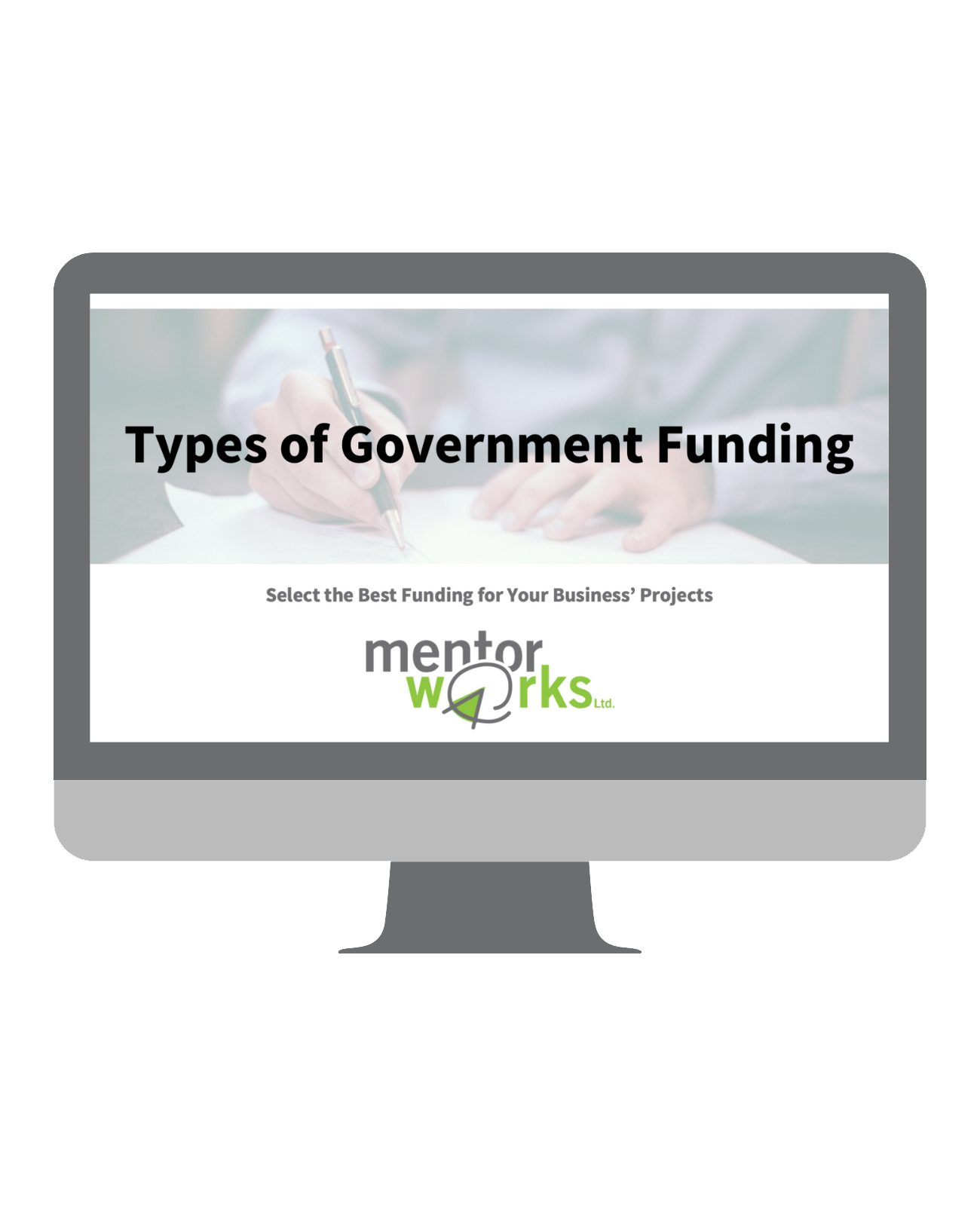 Types of Government Funding